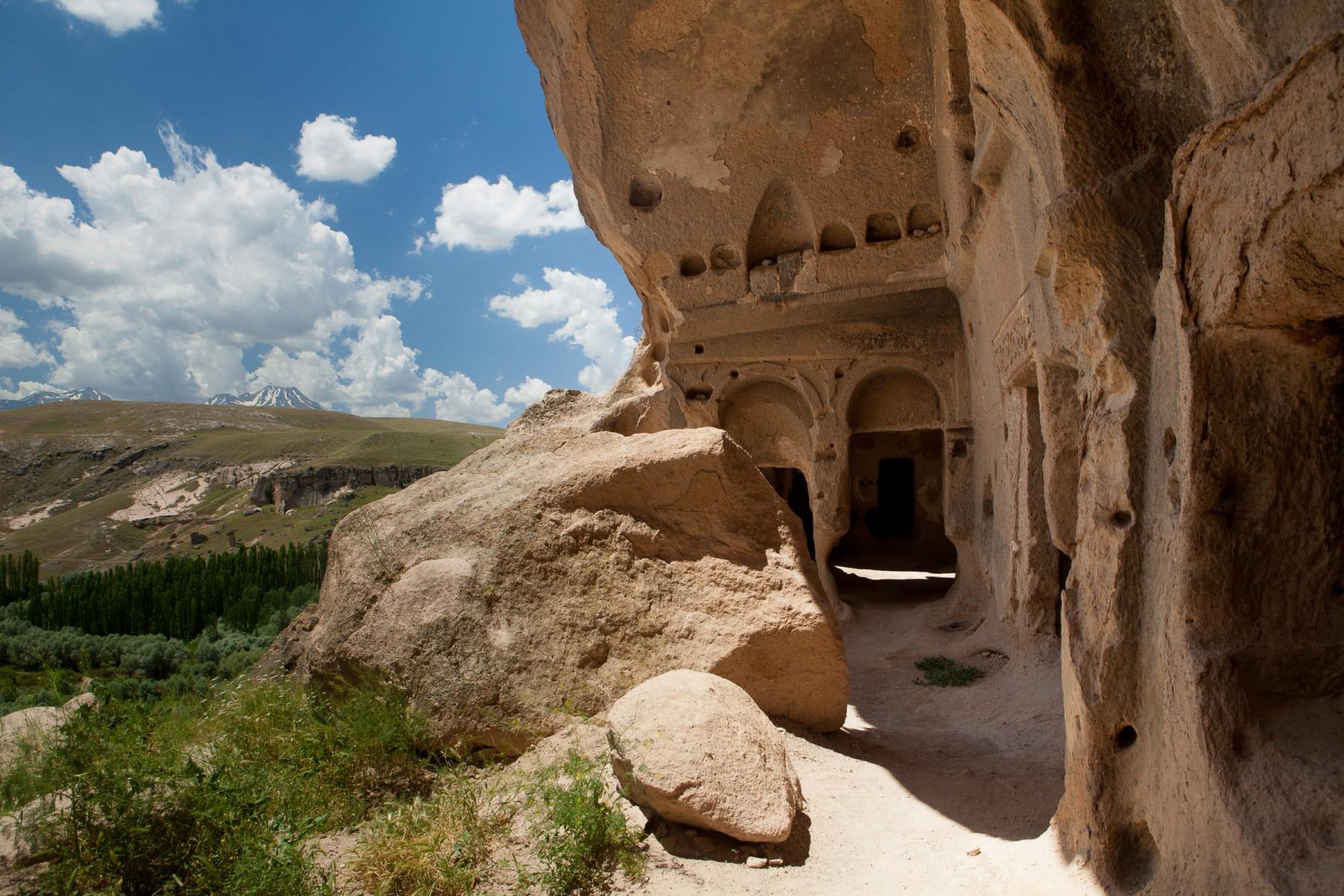 Zelve Monastery, Cappadocia.