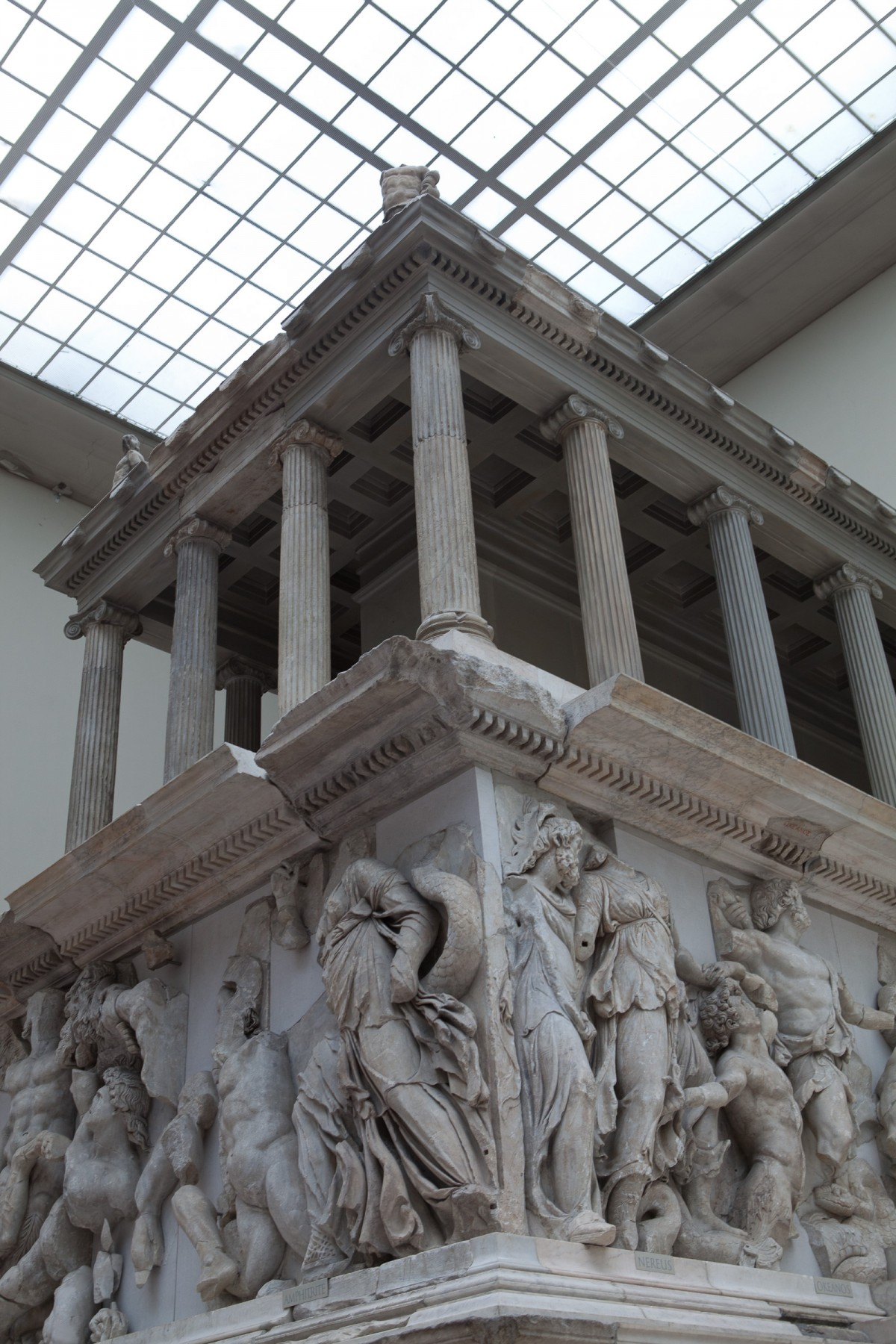 Pergamon Altar Frieze