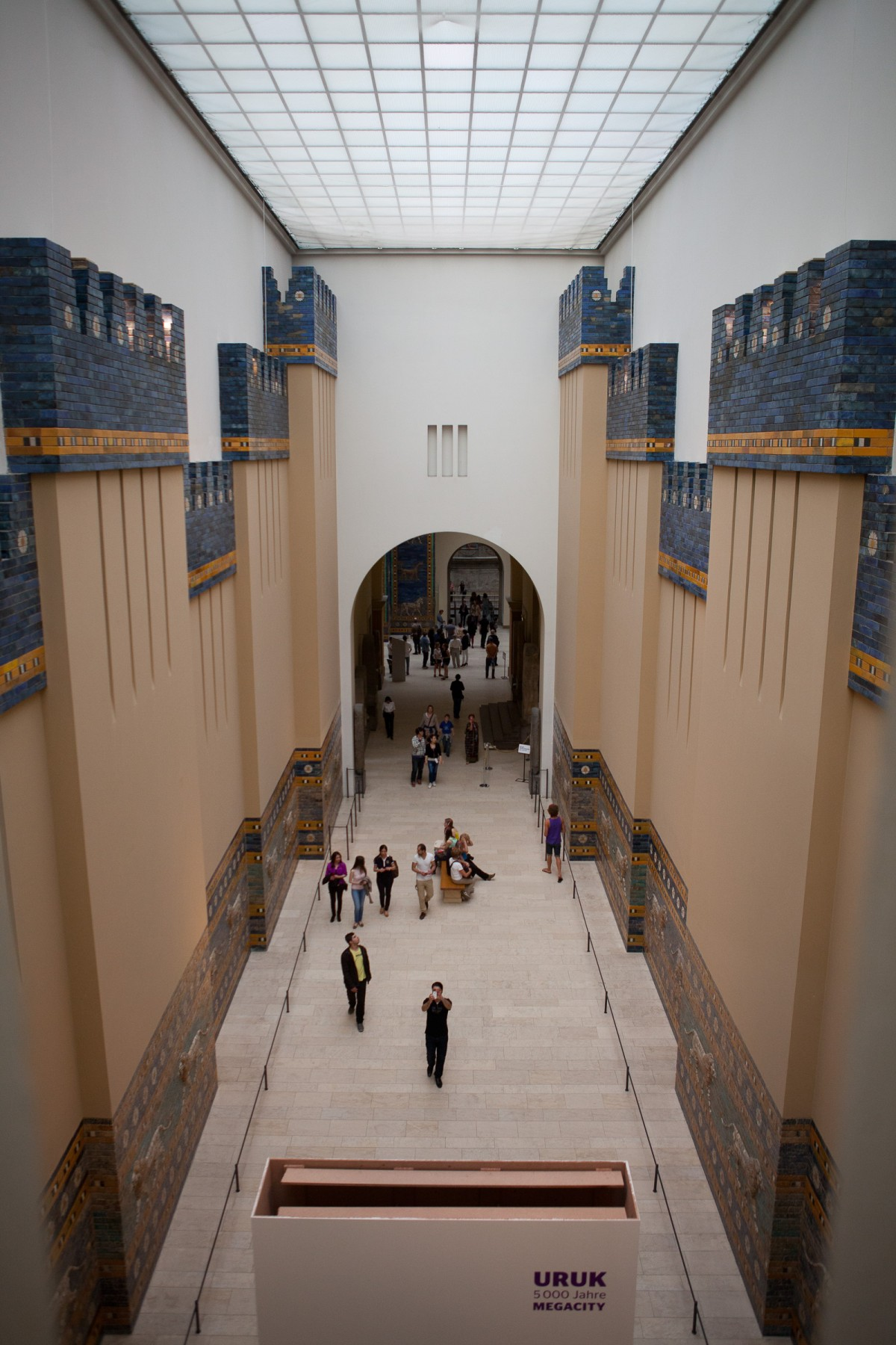 Ishtar Gate Hall
