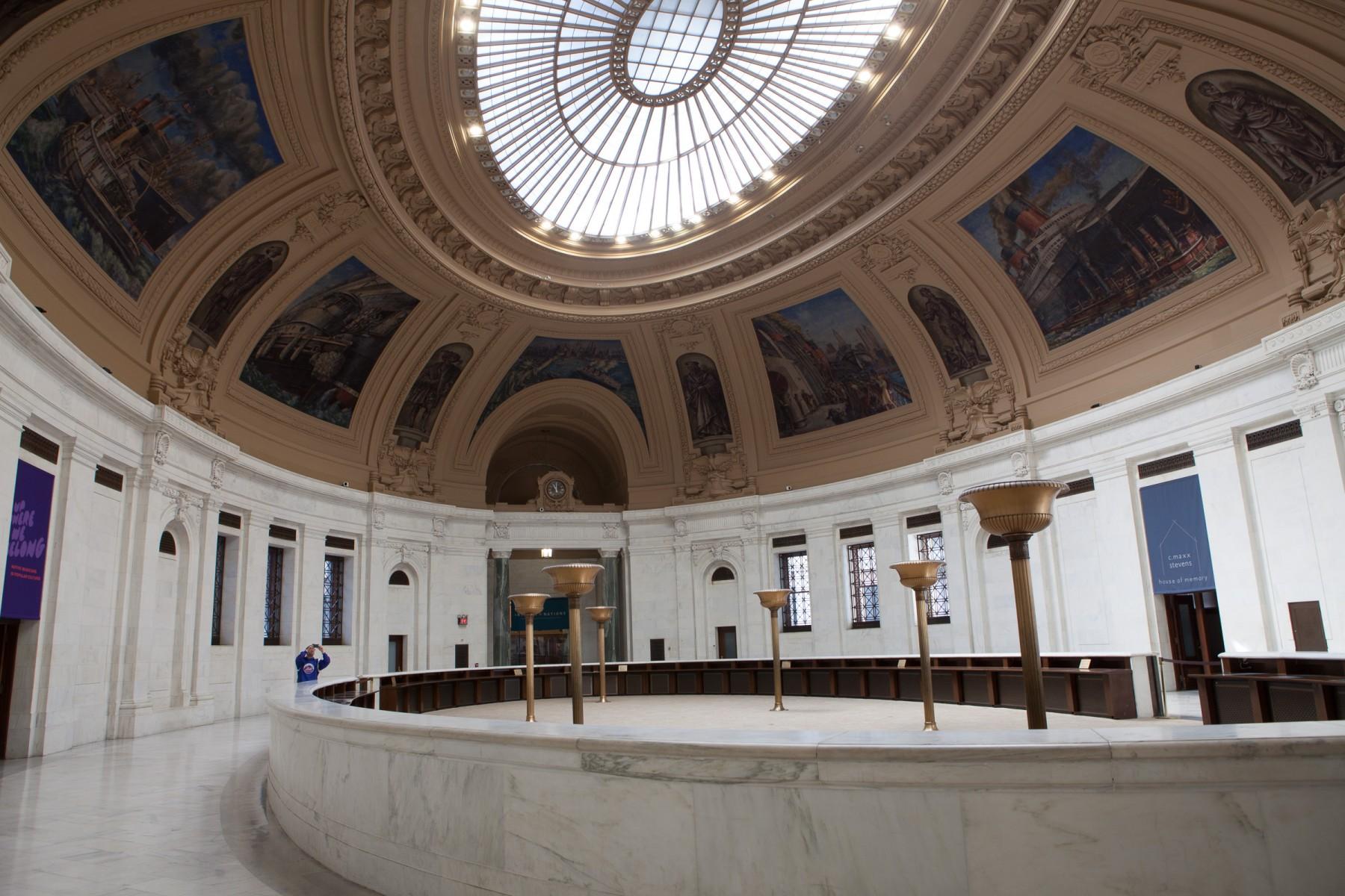 The George Gustav Heye Center, NYC