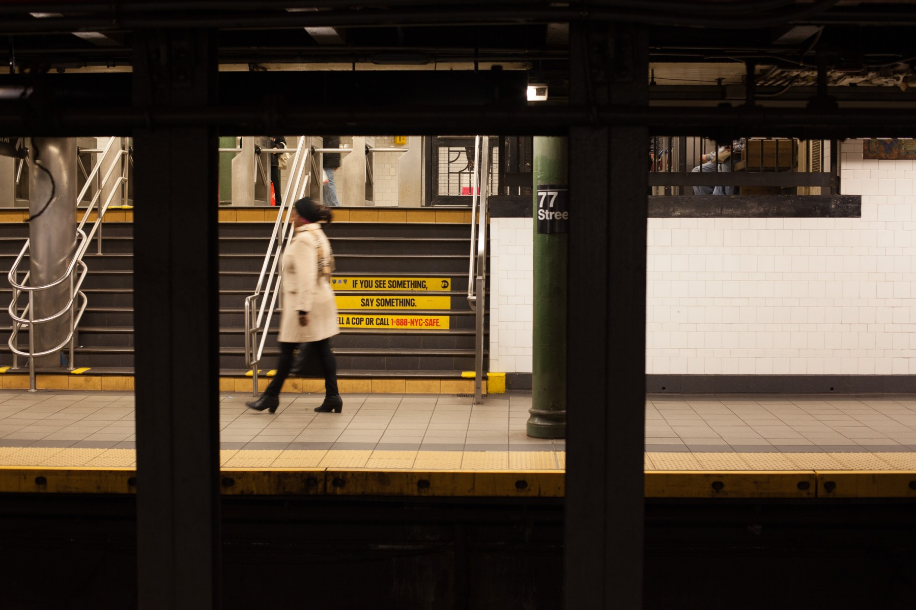The island of Manhattan was originally a swamp and the city remains constantly at risk of flooding. Even on days without rain about 13 million gallons of water are pumped out of the drainage systems servicing the city's subway.