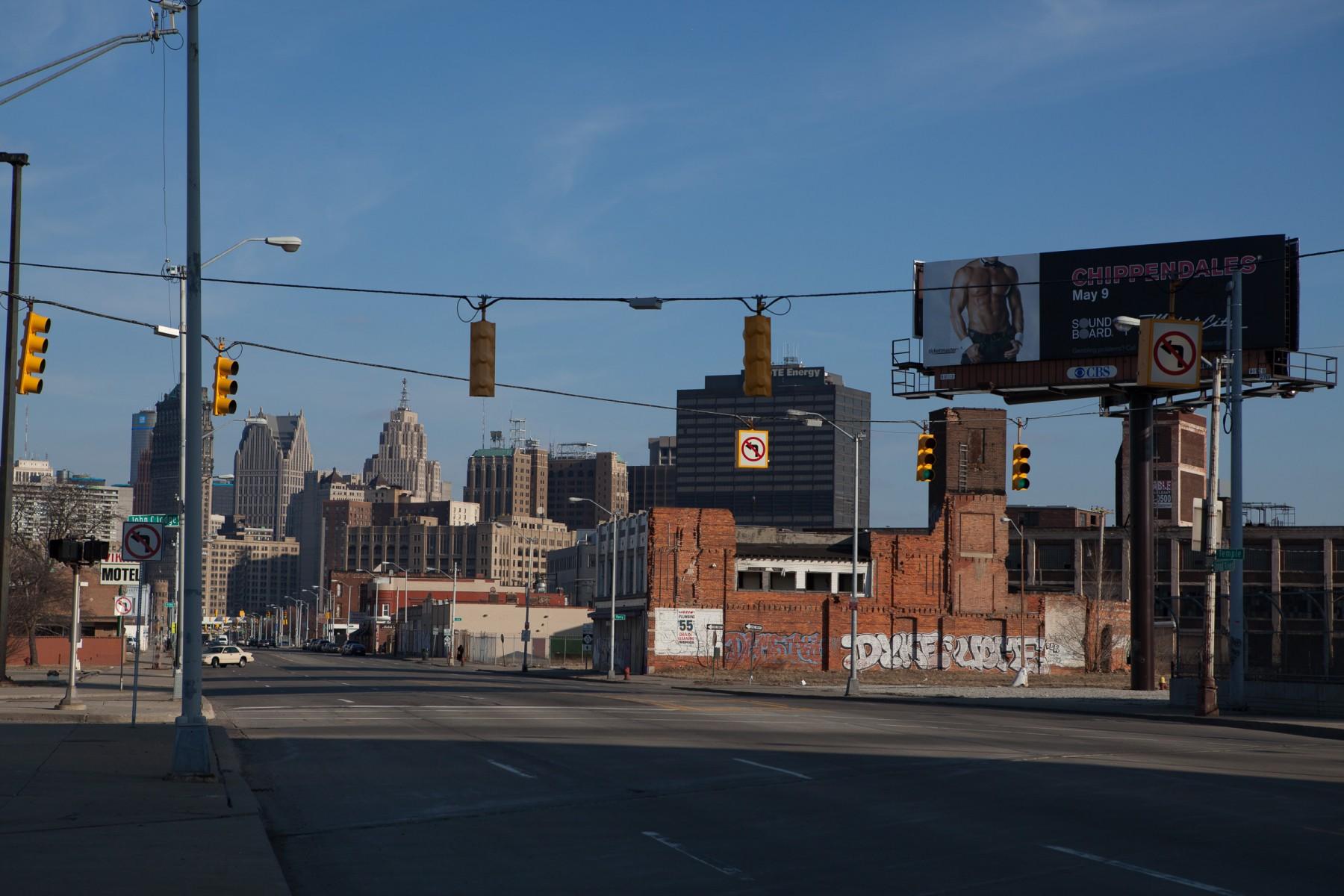 Billboards of Detroit