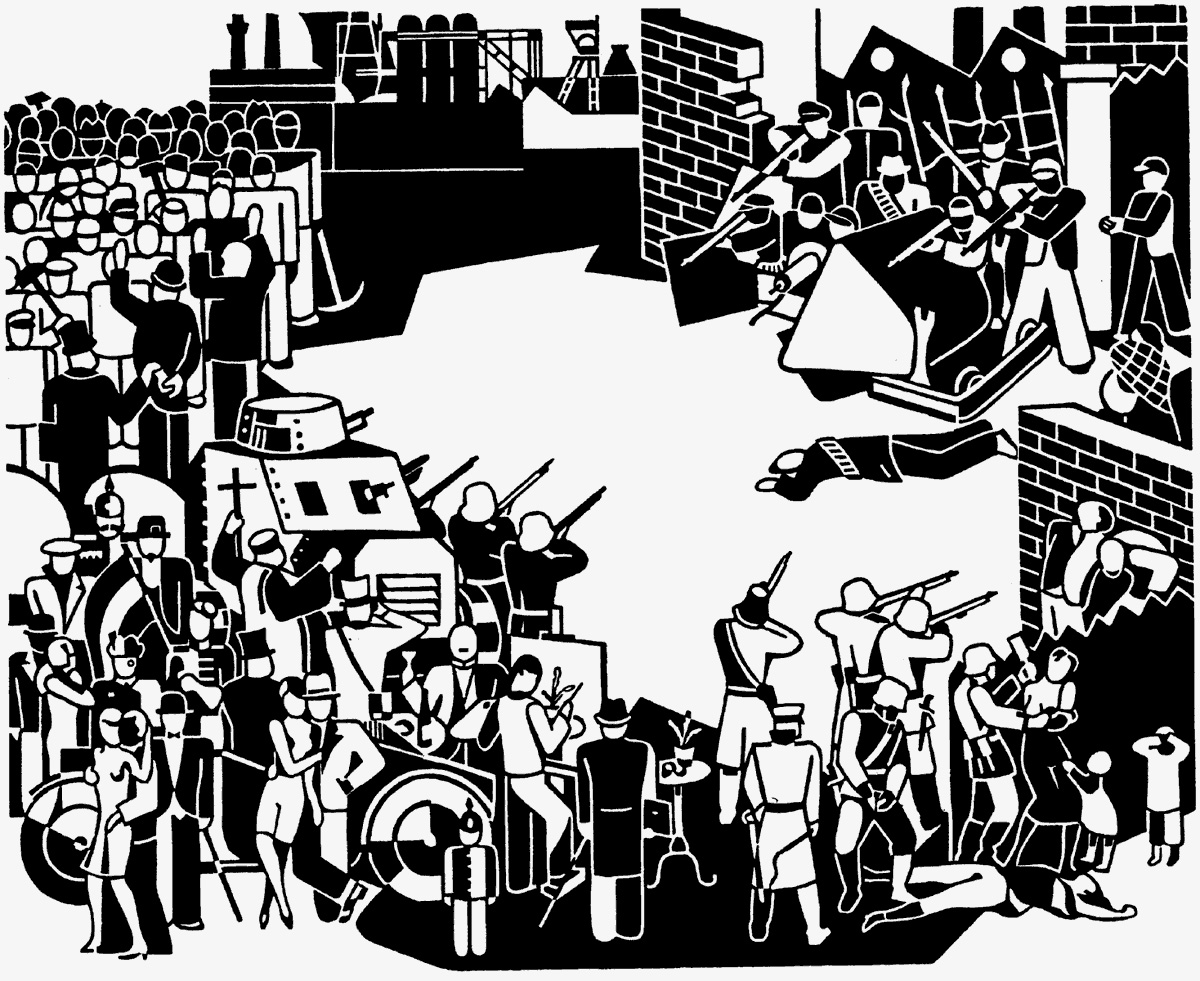 Gerd-Arntz-Revolution