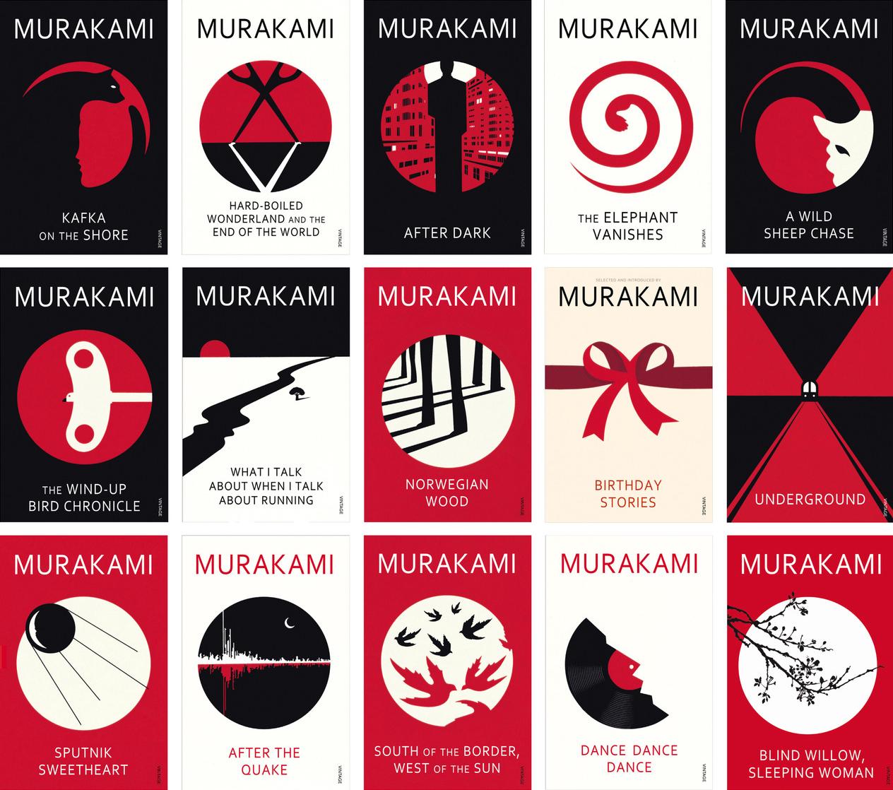 MurakamiTitles