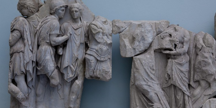 Pergamon altar frieze