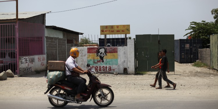 Dili graffiti
