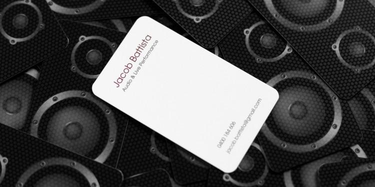 JB business card